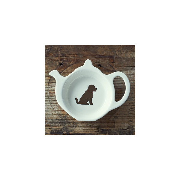 Sweet William Teabag Dish - Cockapoo