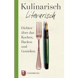 Geschenkbuch Kulinarisch literarisch