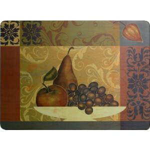 Tischset Fruit Ornament