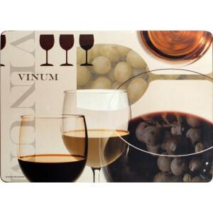 Tischset Vinum