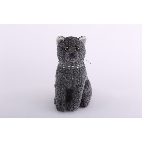 Türstopper Dora Designs Doorstop Blue Katze