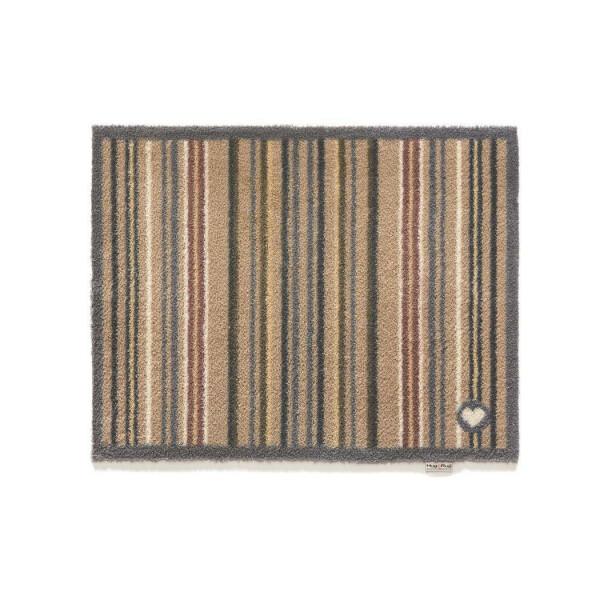 Hug Rug Design Fußmatte Streifen 65 x 85 cm - Stripe 26