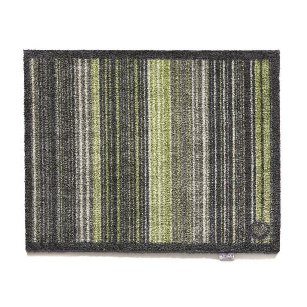 Hug Rug Design Fußmatte Streifen 65 x 85 cm - Stripe 77 Auslauf