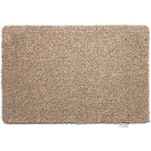 Hug Rug Plain Range Mat Fußmatte aus England Linen...